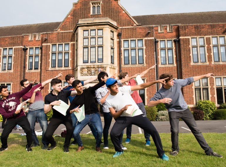 Record performance: A-level results are the best-ever