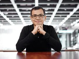 """Life is so rich"": Demis Hassabis on Desert Island Discs"