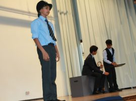 Gripping whodunnit wins House drama competition