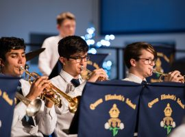 Rich sound and festive harmony at the Christmas Concert