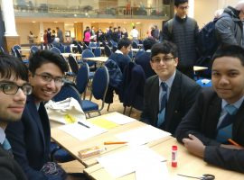 Mathematicians muster memorable result