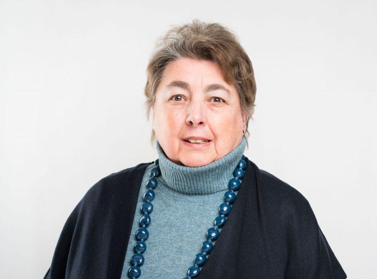 Mrs Jane Ferguson: Biography
