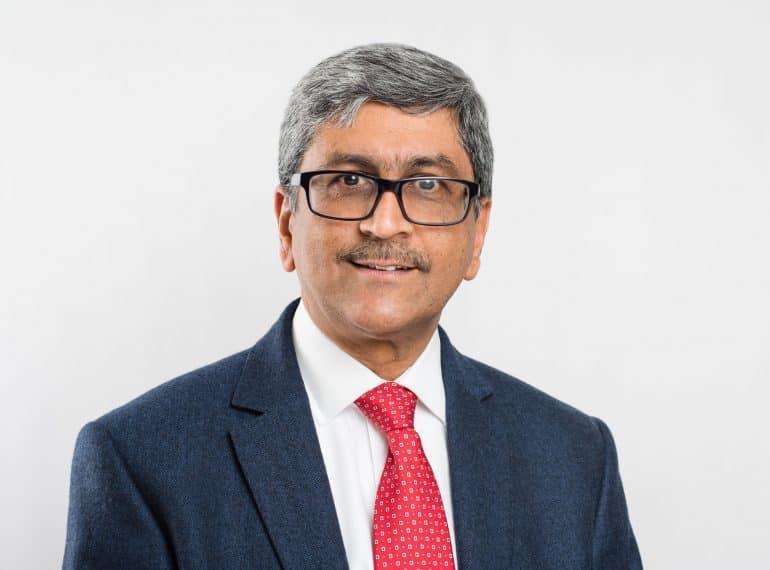 Mr Naresh Raval: Biography
