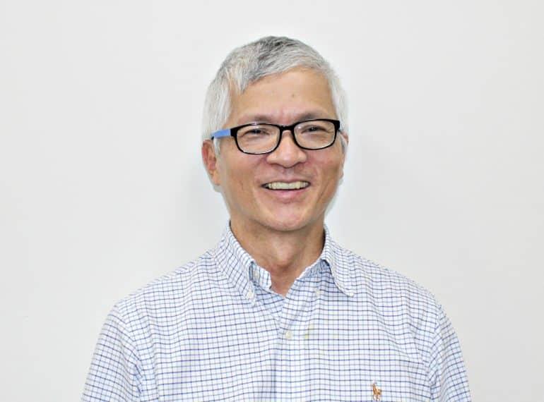 Dr Voi Shim Wong: Biography