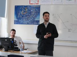 """""""You have to do what you love"""": old boys' visit inspires"""