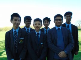Best of the best: QE mathematicans shine at Olympiad