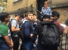 Is life in Tower Hamlets getting better? Geographers head east to look for answers to this and other questions