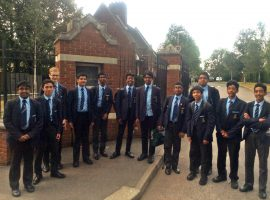 Original thinking leads to second place for QE boys in national Mathematics challenge