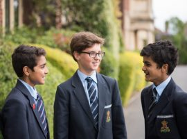 QE named country's top boys' school in new national guide for parents