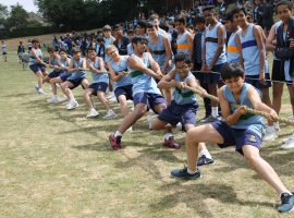 Harrisons' named top House as boys turn out in force for Sports Day 2018