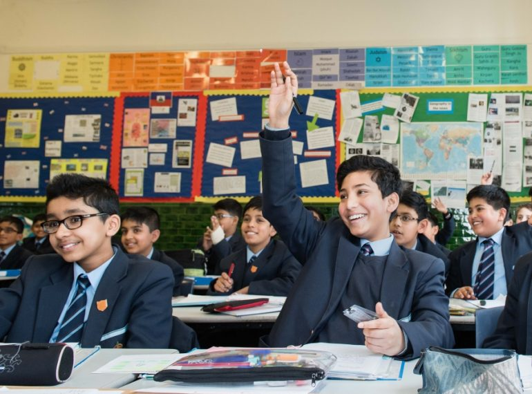 QE is country's top boys' grammar school, according to new league table