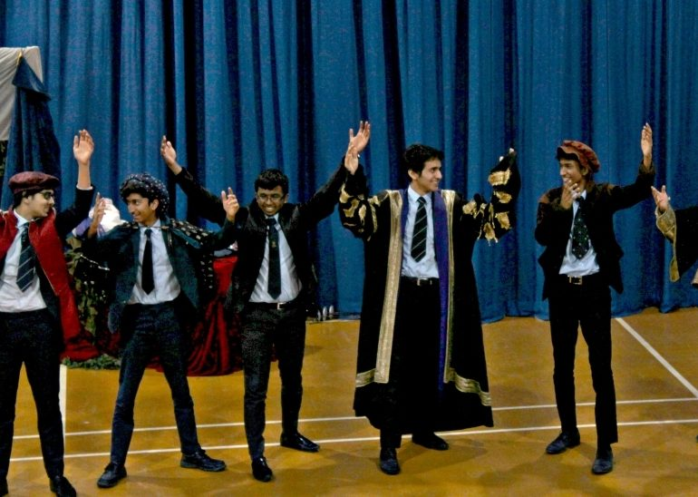 From Verona to 'Brumley': theatre company brings two contrasting plays to life for GCSE students