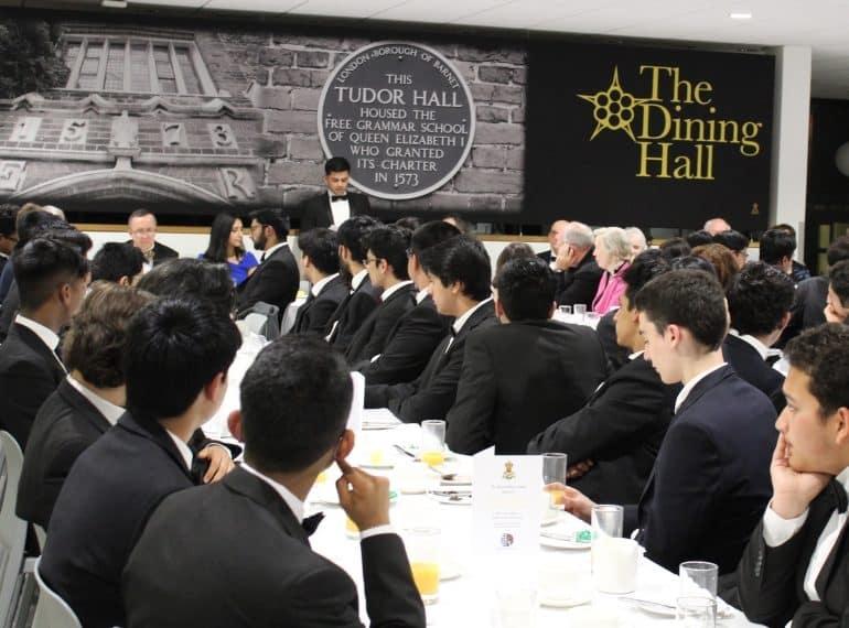 Democratic deficit grows during Dinner Debate