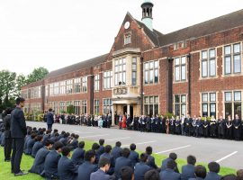 Founder's Day: a fitting celebration for the whole Elizabethan community