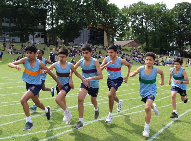 Broughton triumph at successful Sports Day