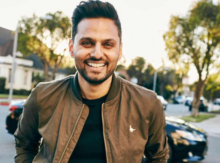 Whys guy: how QE Art teacher Mr Buckeridge changed Jay Shetty's life