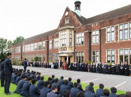Top again! QE crowned country's leading state school for second year