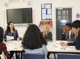 Sixth Form symposium: stimulating scholarship through debate