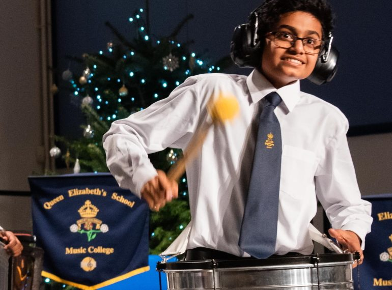 Hark the Herald Angels Sing…and samba: old favourites and innovation, too, at the Christmas Concert
