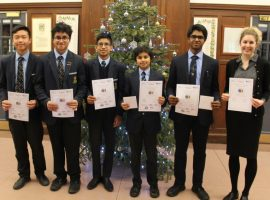 Magical success for QE's multilinguists