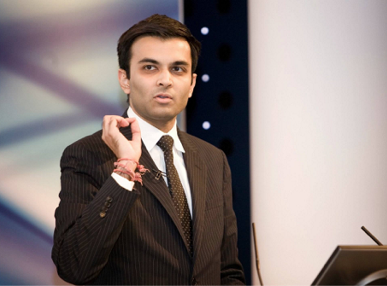 Living the dream: Dhruv reflects on winning award in New Year's Honours