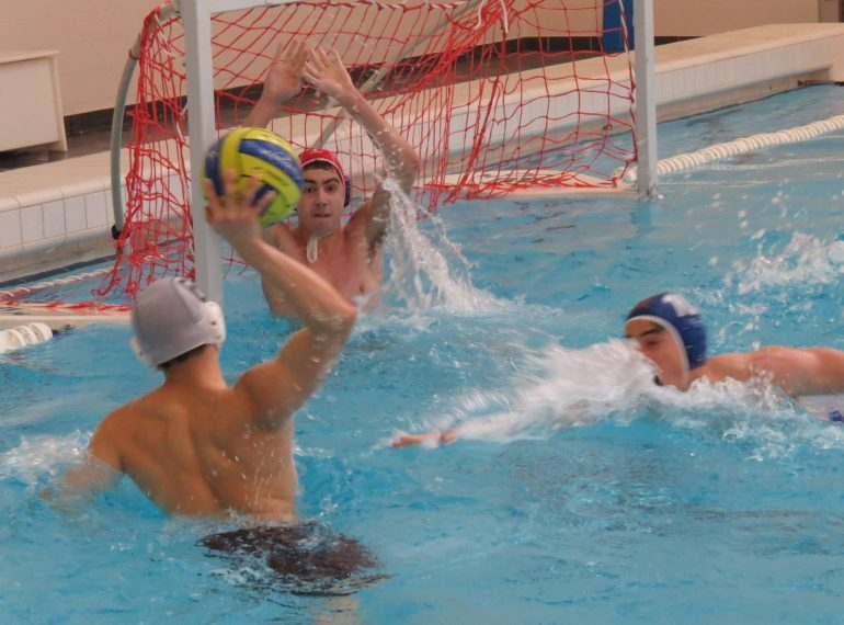 Famous victories clear water polo teams' path to national finals