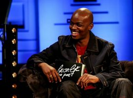 George the Poet makes history with nomination for top international media award