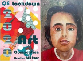 Creativity in a time of crisis: School-wide art competition winners announced