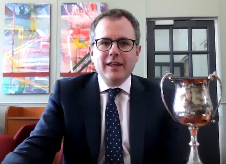 """""""Brilliant Elizabethans"""": Headmaster bids farewell to 2019–2020"""