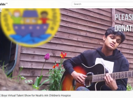 """Helping our neighbour in need: QE's """"amazingly varied"""" talent show raises funds for children's hospice"""